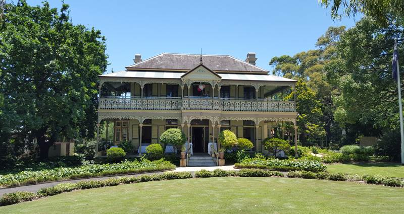 Boronia House