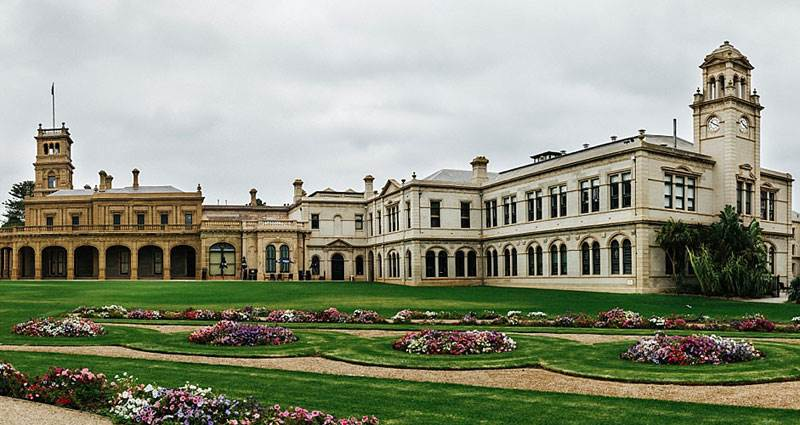 The Mansion Hotel & Spa at Werribee Park