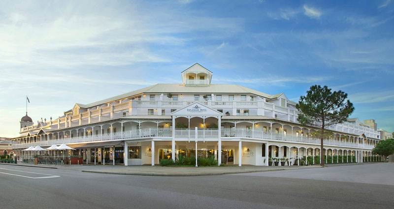 Esplanade Hotel Fremantle by Rydges slide 1
