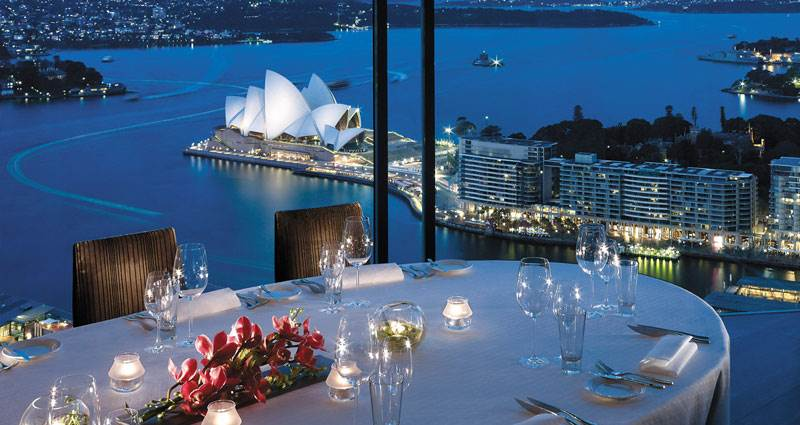 Altitude at Shangri-La Sydney