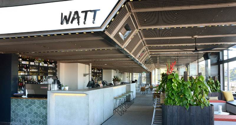 Watt Restaurant + Bar slide 1