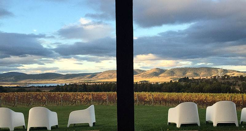 Coal Valley Vineyard Cellar Door Restaurant